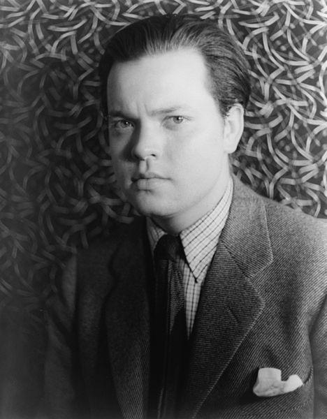 Orson Welles, photographed by Carl Van Vechten, March 1, 1937